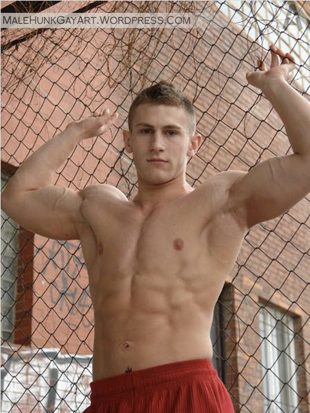 men muscle hunks muscle hunk york sexy bodybuilder trainer petr czech natural prielozny