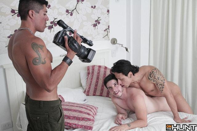 muscle guy gay porn porn gay star amateur hunt onthehunt andres serna nahuel
