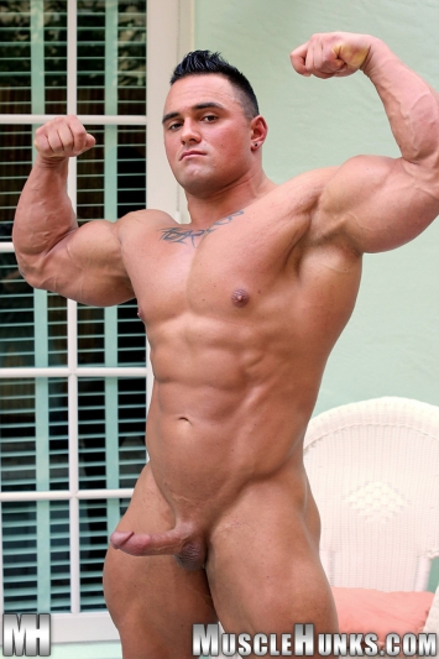 muscle hunk big cock muscle ripped gallery porn men video page gay photo dicks pics nude jackson uncut cocks hunks bodies muscled hung tattooed bodybuilders gunn