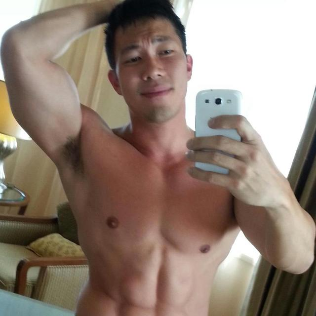 muscle hunks gay porn asians armpit