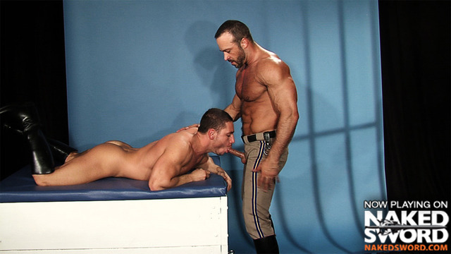 muscle men gay sex muscle men naked gay sword presents uniform