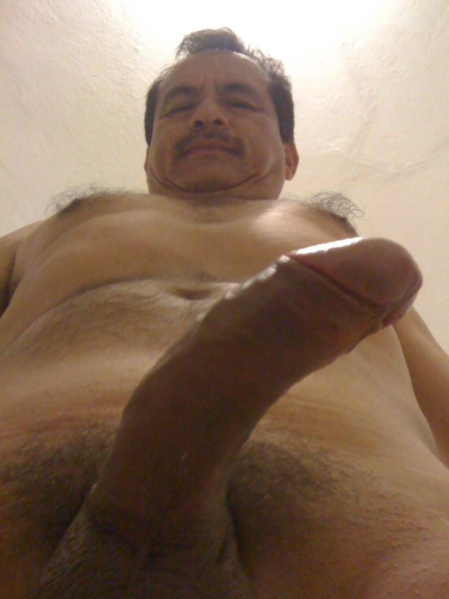Gray Haired Older Naked Black Men
