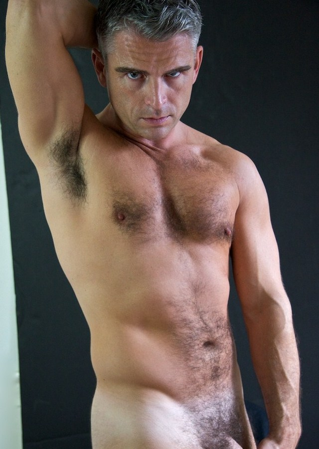 Celebrity hairy male