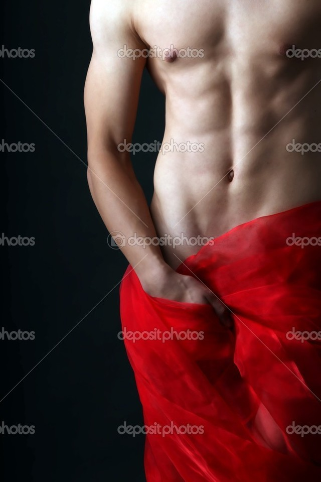 nude men pictures men photo nude red depositphotos stock sensual cloth