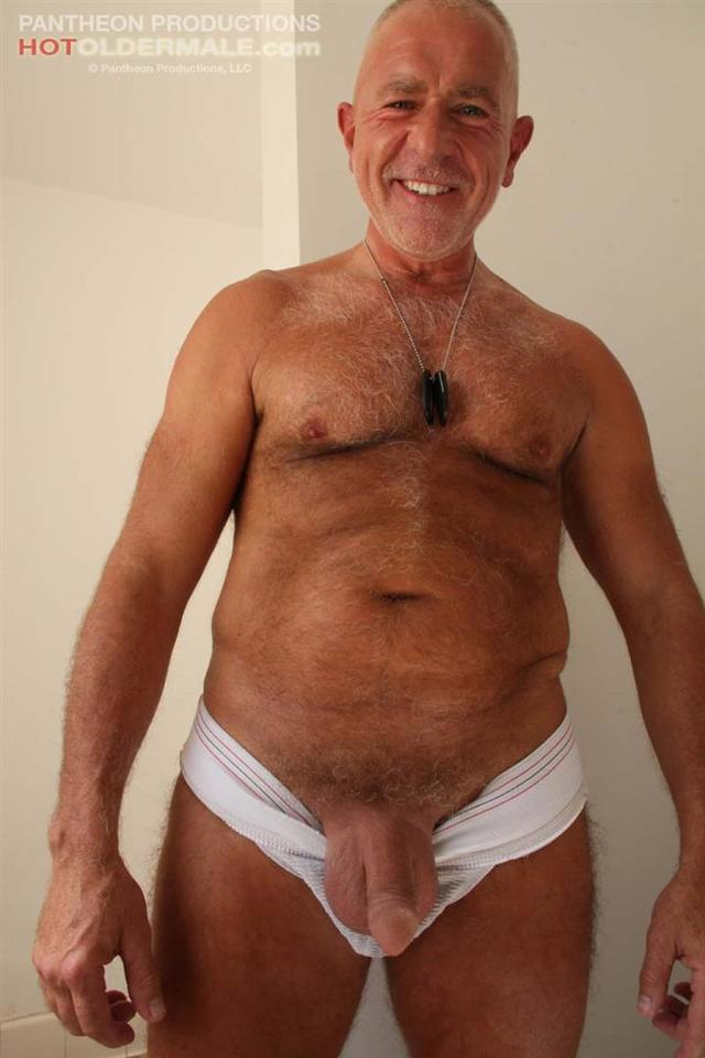 old gay man porn pics hairy porn cock his gay male jerking amateur thick daddy hot old older rex silver