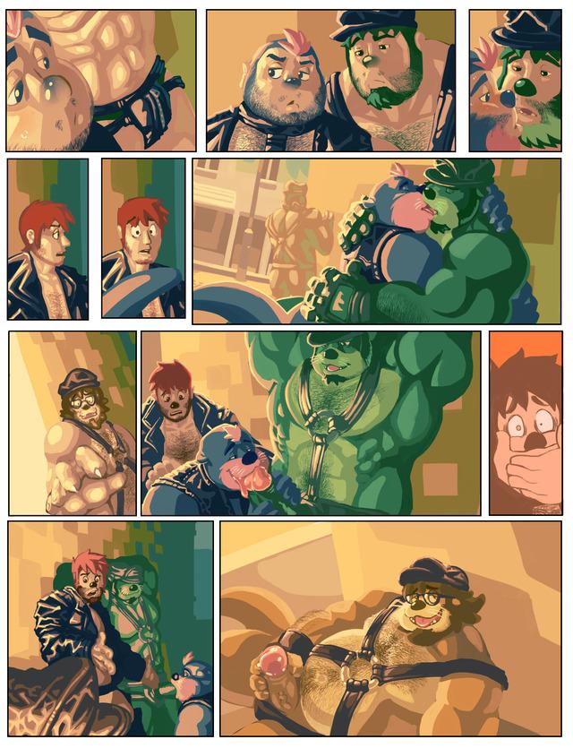transformation порно комиксы