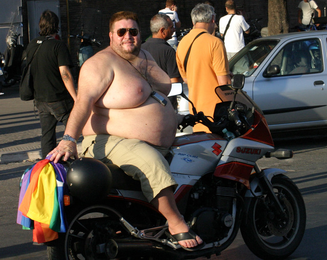 pics of hairy gay men gay wikipedia commons chub slang biker overweight
