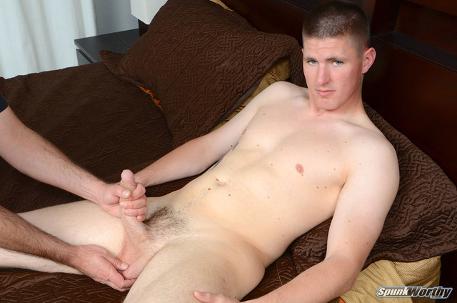 porn gay and straight from porn gets his gay amateur straight guy marine hand eli another spunkworthy fleshlight