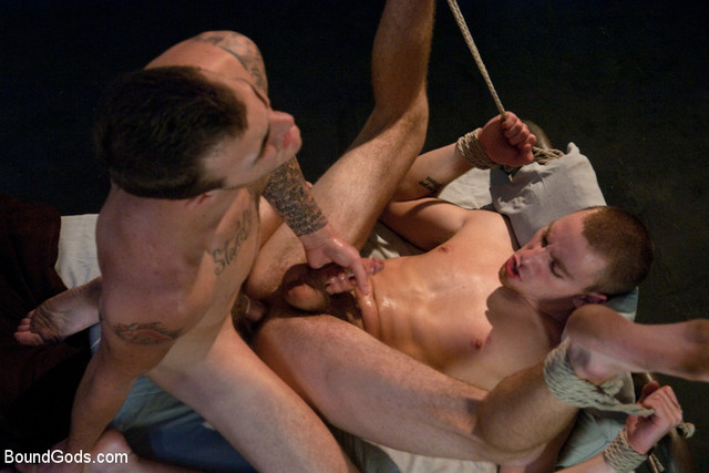 real gay men sex gay real bound bondage gods prison