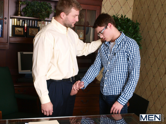sex gay porn star porn page gay hunter fucking hot colby office jansen desk