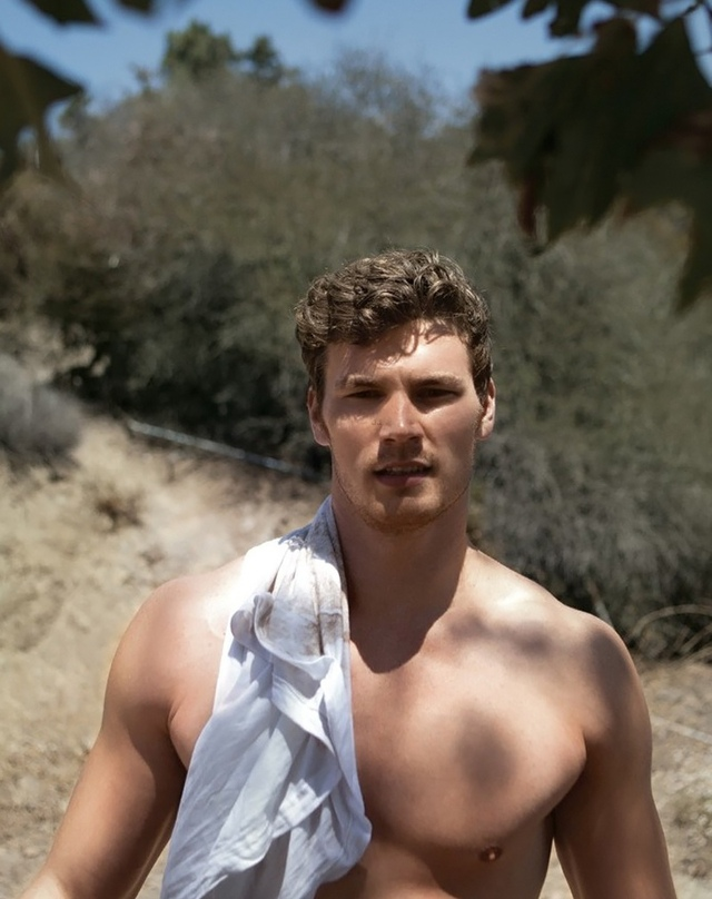 sex man nude magazine man derek theler