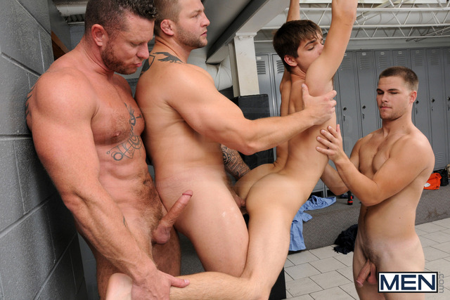 sexiest gay porn actor again johnny rapid getting christmas shower heres prison anally merry violated
