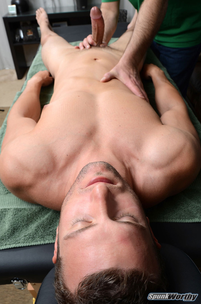 straight gay massage porn from porn gets his gay guys amateur straight guy massage tommy happy blow spunkworthy ending