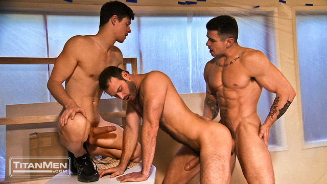 titan gay porn stud porn men gay hardcore fucking team sucking cocks threesome cum titan trenton ducati trailer ford andrews jed athens finder