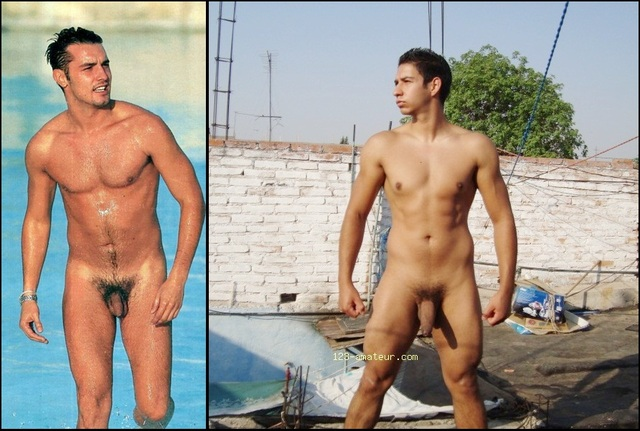 uncut Latin guys men naked uncut jesus hot latin summer horz vasquez