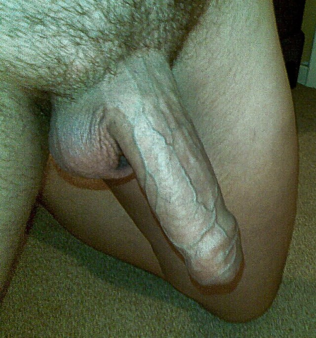 uncut Latino penis cock category uncut thick penis latin totally covers forskin