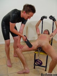 Fetish Gay Pics twinks bondage bdsm gay porn fetish