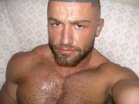 Francois Sagat Porn francois sagat divers cum his chest