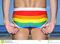 Free Gay Pictures gay beach royalty free stock photo