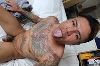 Amateur Gay Porn alternadudes maxx sanchez tatted mexican daddy cock amateur gay porn category latino
