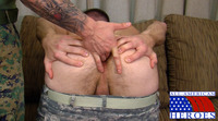 Amateur Gay Porn all american heroes sergeant slate triple fucking cocks army guys amateur gay porn real privates fuck their muscle cum his mouth