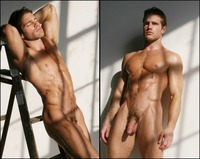 full frontal Male Porn joseph sayers nude naked penis frontal horz great looking model