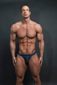 full frontal Male Porn trevor adams sexy muscle burbujas deseo frontal nude