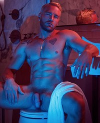 full frontal Male Porn will wikle man candy reality star goes frontal steamy shoot paper magazine nsfw