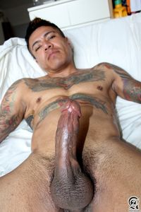 Gay Amateur Porn alternadudes maxx sanchez tatted mexican daddy cock amateur gay porn latino shot load his mouth