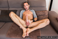 Gay Amateur Porn timtales esteban biggest uncut cock ever amateur gay porn fleshlight fleshjack spanish dude jerks off