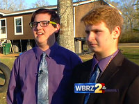 Gay Boys Pics advocate prom french settlement high schoolx youth gay boys allowed attend together after news intervenes