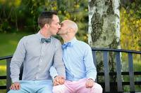 Gay Boys Pics posts adam dupuis gay boys everywhere can now dream their fairy tale wedding heres get those dreams