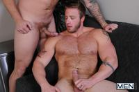 Gay porn men scrum colby jansen aaron bruiser hairy muscle guys fucking cocks gay porn category legs