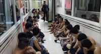 Gay sex parties nintchdbpict news indonesia gay party sauna police arrests
