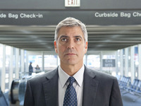 George Clooney Gay Nude trailer george clooney flies air