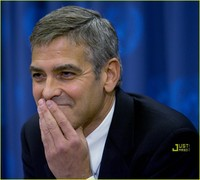 George Clooney Gay Nude george clooney gay peace messenger
