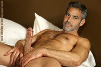 George Clooney Gay Nude george clooney naked request response hirsuit