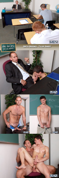 Girth Brooks Porn girth brooks tyler sweet hunks under desk fun