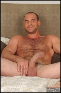 Girth Brooks Porn porn addicted bear girth brooks sexy beefy hairy model