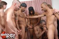 Group Gay sex ass opens wide gets filled strong cocks doggystyle position gay gang bang extreme fucking group