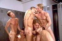 Group Gay sex orgy gay group pictures more orgies click
