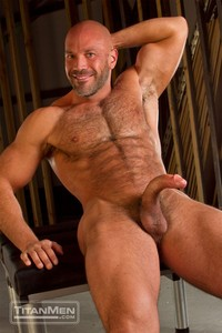 Hairy Gay Porn thank cock its friday jesse jackman adam russo titan men down dirt