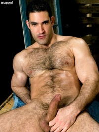 Hairy Gay Porn muscle hunk gay porn star roman ragazzi aka dror barak video from raging stallion studios pic remembering