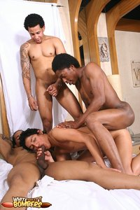 Interracial Gay Pics breathtaking foursome interracial gay passions catalog