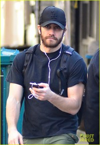 Jake Gyllenhaal Gay Nude jake gyllenhaal downtown hot celebs sporting beards who does best gallery