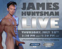 James Huntsman Porn nds stories huntsman live