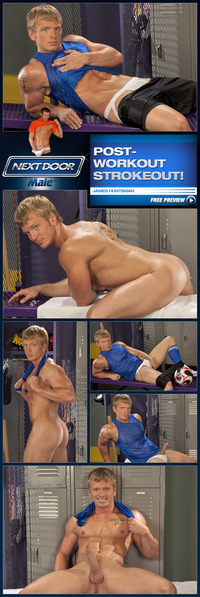 James Huntsman Porn james huntsman next door male gay porn model