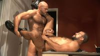 Jesse Jackman Porn hairy muscle hunks jesse jackman roman wright trade blow jobs flip flop fuck command performance from titan men pic