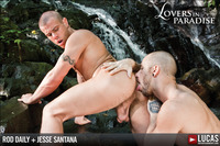 Jesse Santana Porn lvp rod daily jesse santana serves his ass before leaving porn