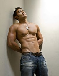 Asian Gay Pics hunk asian hottest muscular gay hunks